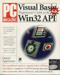 Visual basic win32 api(pc magazine)