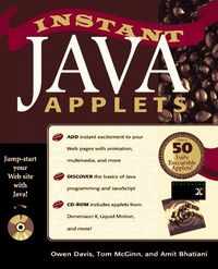 Instant java applets (b/c)