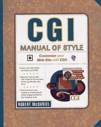 Cgi manual of style