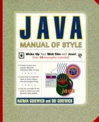 Java manual style