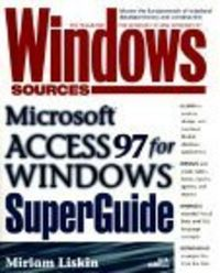 Win sources microsoft access 97