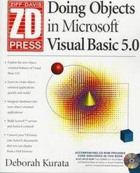 Doing objects microsoft visual basic 5