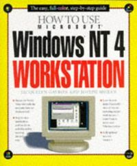 How to use microsoft wind.nt 4 workst.