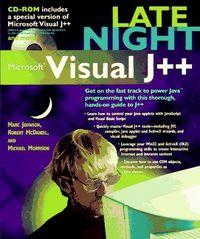 Late night ns visual j++