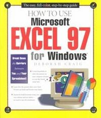 How to use micros.excel 97 for windows