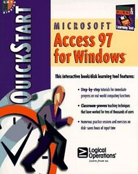 Microsoft access 97 windows