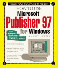 How to use publisher 97 windows