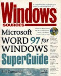 Windows source ms word 97 windows