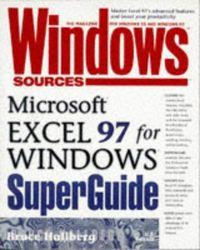 Windows sources ms excel