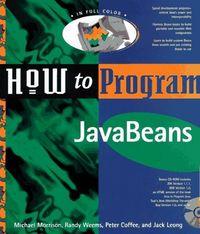 How to program java beans