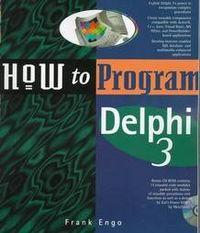 How to program delphi 3 b