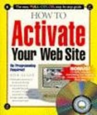 How activate your web site