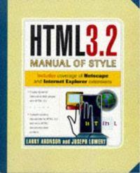 Html 3.2 manual style