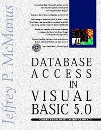 Database access visual basic
