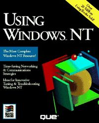 Using windows nt