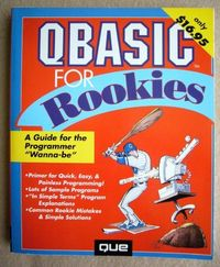 Qbasic for rookies