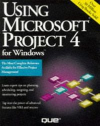 Using microsoft project 4 windows