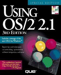 Using os/2 2.1 3ª ed