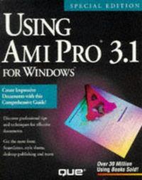 Using ami pro 3.1 windows ed.espe.