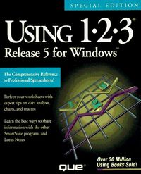 Using 123 release 5 for windows