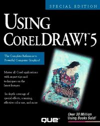 Using coreldraw 5 special edition