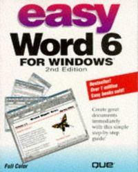 Easy word 6 windows