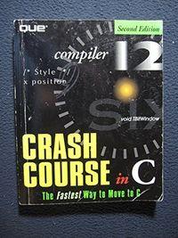 Crash course in c