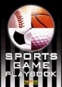 Sports game playbook