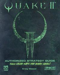 Quake 2 authorized strategy guide
