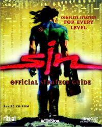 Sin official strategy guide