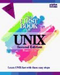 First book unix 2ª ed.