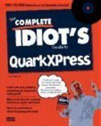 Complete idiot's g.quarkxpress