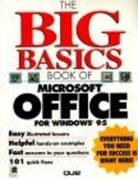 Big basic microsoft office windows 95