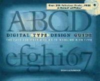 Digital type design guide