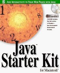 Java starter kit for macintosh (cd-rom