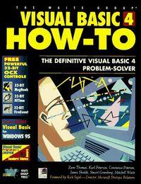 Visual basic 4 how to bk/cd