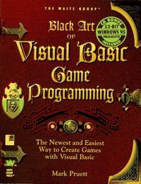 Black art visual basic game programmin
