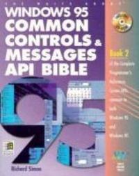 Windows 95 common controls & messages