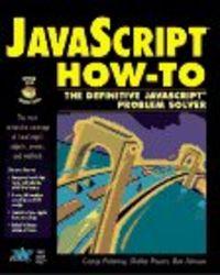 Javascript how to (b/cd)