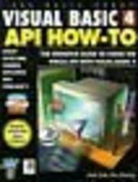 Visual basic 4 api how to
