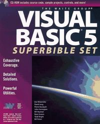 Visual basic 5  superbible set