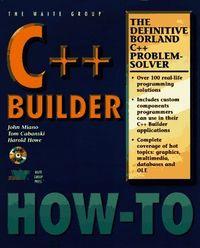 Borland c++ builder how-to
