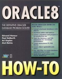 Oracle 8 . how to