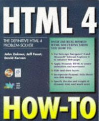 Html 4 how-to b/cd