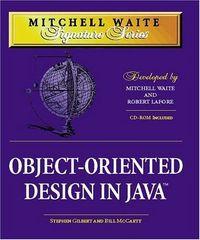 Object-oriented design java mwss