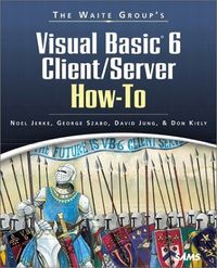 Visual basic 6 client server how to