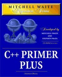 Waite group c++ primer pl