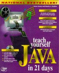 Teach yourself java 21 days