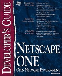 Netscape one developers guide
