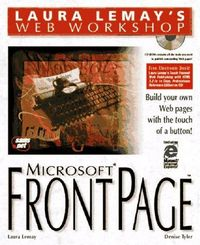 Microsoft frontpage (lemays web wors.)